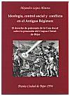 2.1 Premio Ciudad de Béjar: Ideología, control social y conflicto en el Antiguo Régimen