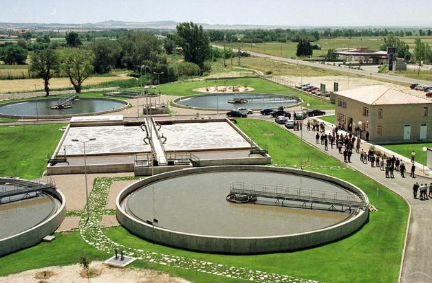 El psoe insta a la junta a poner en marcha un plan for Depuradora aguas residuales