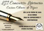 LII Premio literario Casino Obrero de Béjar