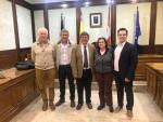 Alcaldes de la Asociación Gestión Montes