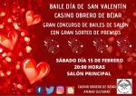 San Valentín en el Casino Obrero