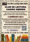 Club de lectura Casino Obrero