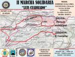 II Marcha solidaria Luis Cuadrado