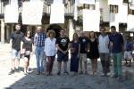 Mesa de Podemos de Salamanca