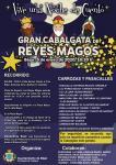 Cabalgata Reyes Magos 2020