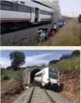 Ferrocarril. Las quejas del tren -«viajes tortuosos, eternos, con los cuartos de baño estropeados y sin servicio de cafetería...