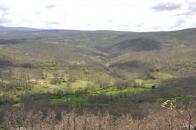 3.- Valcerezos (Horcajo de Montemayor). Ambiente de la zona donde se encuentran las tumbas.