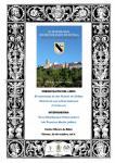 Presentación del libro El mayorazgo de don Francés de Zúñiga. Historia de una estirpe bejarana de Óscar Rivadeneyra Prieto