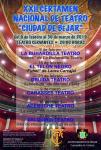 XXII Certamen de Teatro Ciudad de Béjar