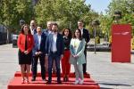 Candidatos del PSOE a las Cortes de CyL