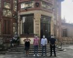 Concejales del PSOE de Salamanca y Candelario