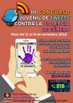 Tweets contra la violencia de género