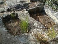 7.- El Maguillo (Sorihuela). Dos tumbas dobles.