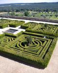 Fig. 2. El Escorial. Cuadros de setos en el Jardín de los Frailes (Wikiwand.com).