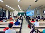 Nuevos alumnos del curso 20-21 de la Escuela de Ingeniería de Béjar