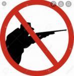 No a la caza