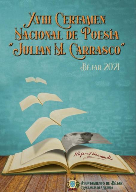 Certamen de Poesía Julián M Carrasco