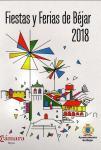 Portada del libro de las Fiestas de Béjar de la Cámara de Comercio 2018
