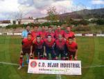 Béjar Industrial temporada 2014-15