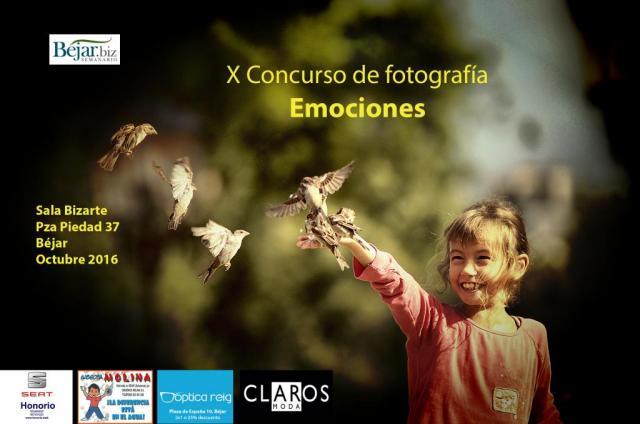 X Concurso de fotografía Béjar.biz: EMOCIONES