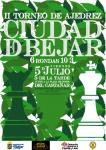 II Torneo de Ajedrez Ciudad de Béjar