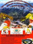 Exposición ornitologica