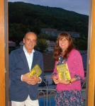 Manuel Alvarez-Monteserin y Begoña Ruiz
