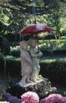 Foto 1, La fuente del paraguas