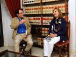 Pedro Ojeda y Yolanda Izard