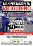 Salamanca ganadera no quiere ser minera