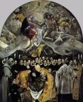 El Greco. El entierro del señor de Orgaz