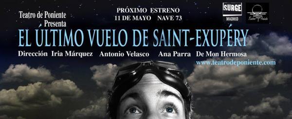 El último vuelo de Saint Exupery