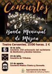 Conciertos Banda municipal
