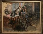 El bar de Folies Bergere. G. Boldini