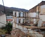FOTO 2 Derribo de casa burguesa en C. Mayor de Reinoso 12