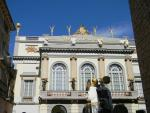 Fachada Teatro Museo Dalí