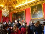 Habitaciones de Luis XIV