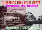 Tren Ruta Plata