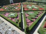 Jardines con setos