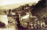 Puente del ferrocarril en Béjar