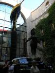 Patio Teatro Museo Dalí. Figueras