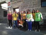 No a las minas en Ávila