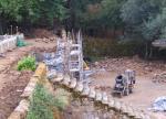 Obras restauracion en el Bosque 2