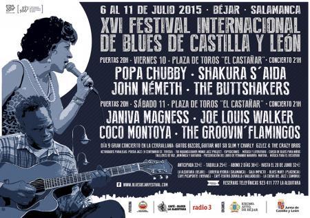 Blues Béjar 2015