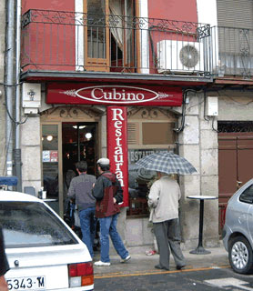 Restaurante Cubino