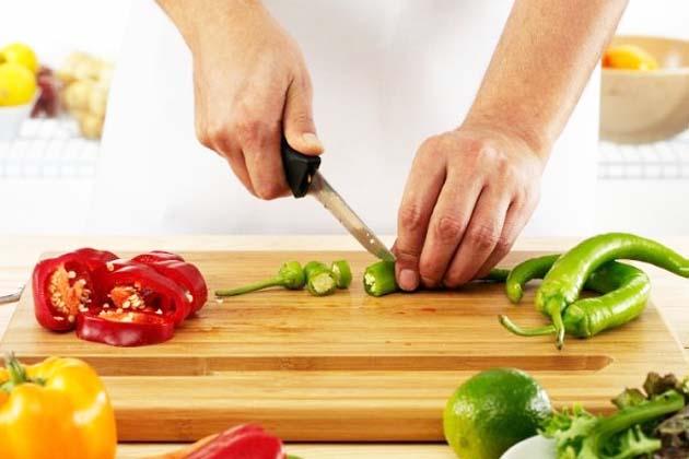 Curso de cocina para hombres bejarbiz
