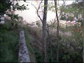 Foto 12.  La zona más oriental de huertas