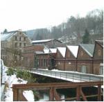 Foto 5.- Foto actual de una parte de los edificios de la Wülfing.