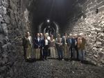 En el túnel