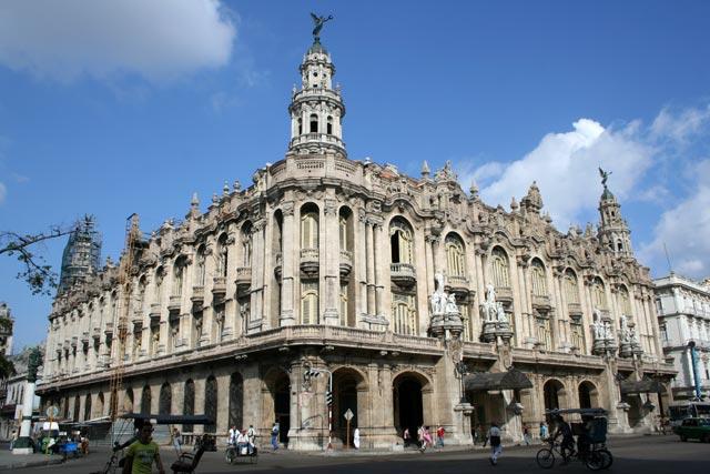 Este primero de enero reabrirá Gran Teatro de La Habana